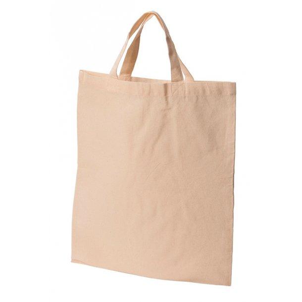 Mulepose - Økologisk bomuld