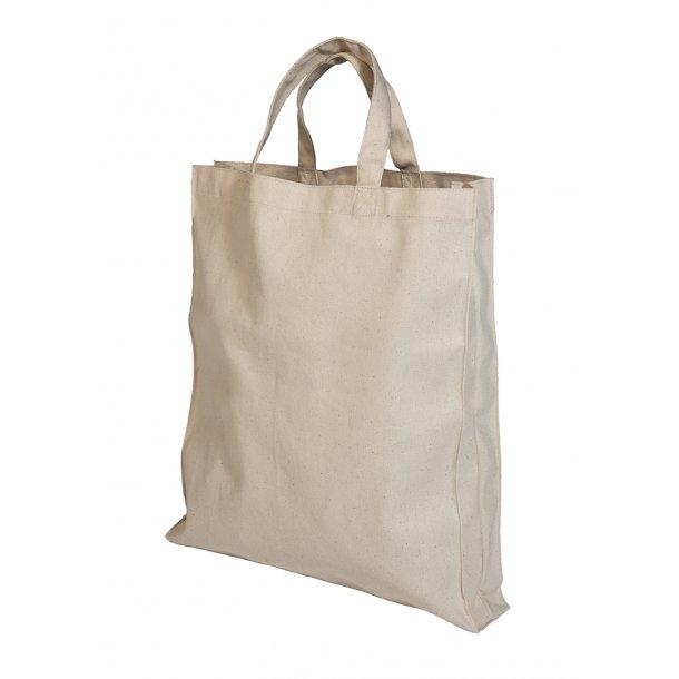 Mulepose med korte stropper