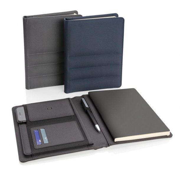 Skrivemappe A5 incl. notesbog - Impact Aware rPET