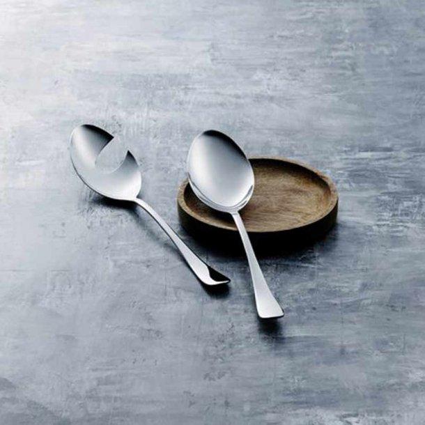 Gense Mambo salatbestik blank stål