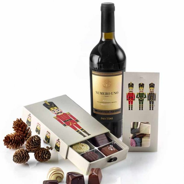 Stjernestund - vin & chokolade