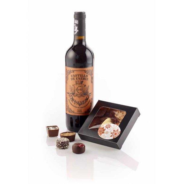 Kærlig hilsen - vin & chokolade