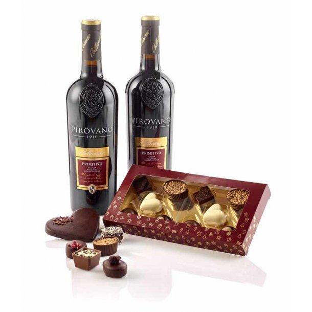 Magic Moment - vin & chokolade