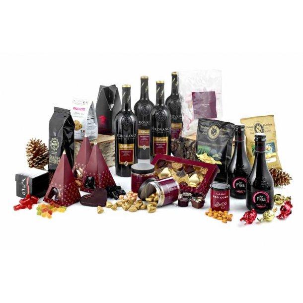 XL Christmas - vin & chokolade