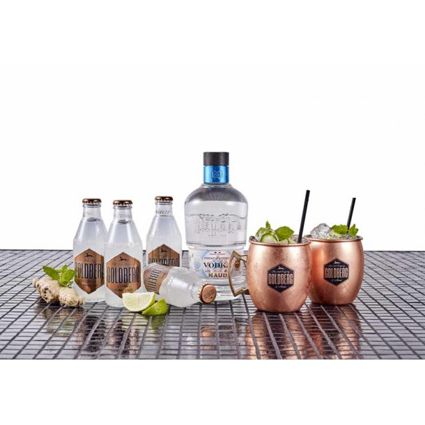 Moscow Mule - Vodka & Tonic