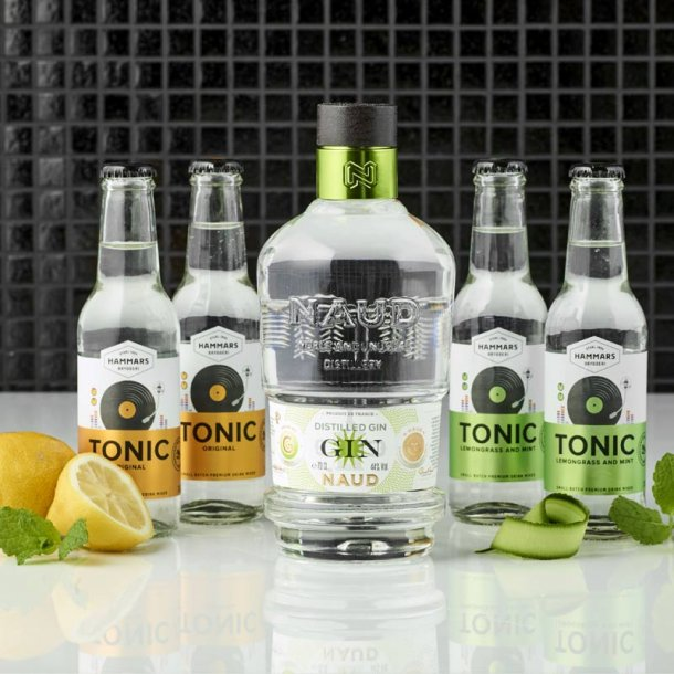 Gin & Tonic NAUD