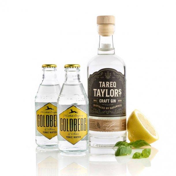 Gin & tonic - Tareq Taylors