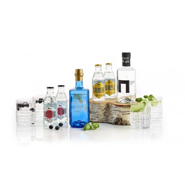 Mega Nordic Gin House Pakke
