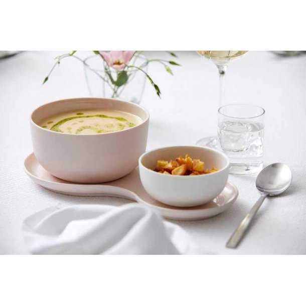 NUDGE Soup & salad - Roseberry/creme