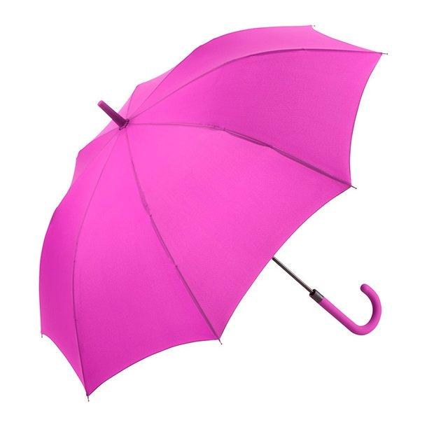 Stokparaply med håndtag i matchende farve