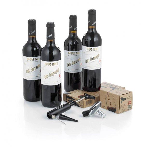 Primi Rioja rødvin & m/ Oxy & Corky Twister