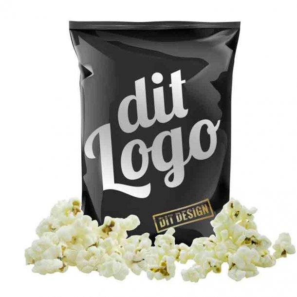 Popcorn i pose med dit design