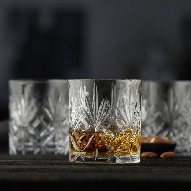 Lyngby Glas Melodia Whiskyglas - 6 stk