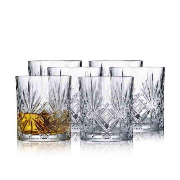 Lyngby whisky glas krystal