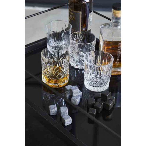 Selection whiskyglas ass. - 4 stk