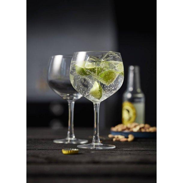 Lyngby Glas Gin & Tonic - Juvel - 4 stk.