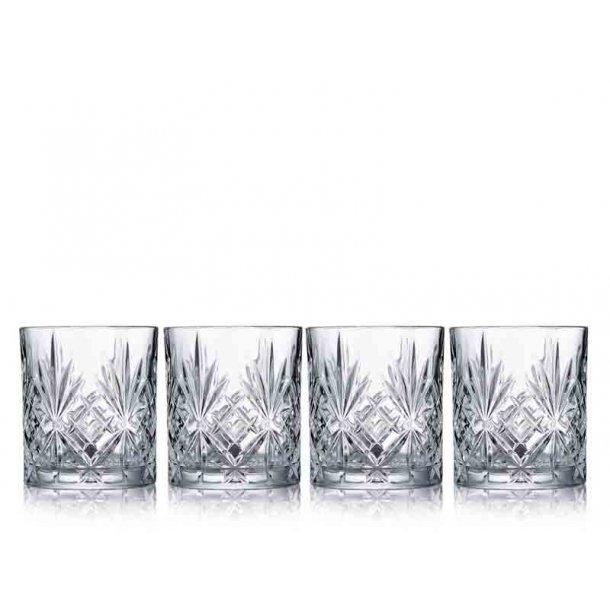 Lyngby Glas -Shortglas 5 cl. - 4 stk. Melodia