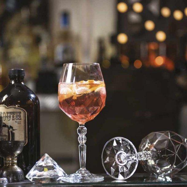 Lyngby glas Aperol 53 cl - 2 stk. - Alkemist