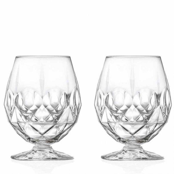 Lyngby glas -øl/cognac/vand 53 cl - 2 stk. - Alkemist