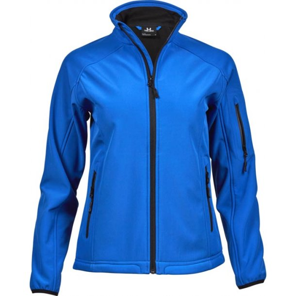Letvægts performance softshell jakke - dame