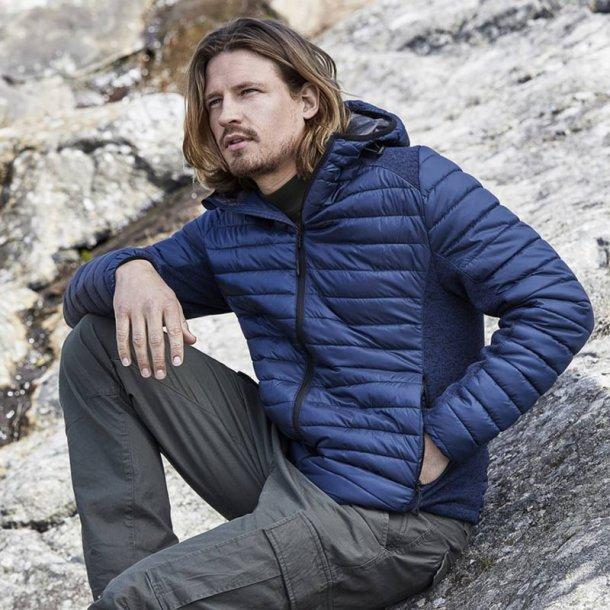 Aspen Crossover jakke med hætte