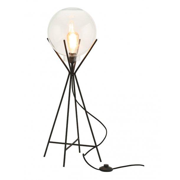 Knold lampe sort- 80 cm