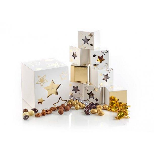 Star box med 8 æsker - lækkerier