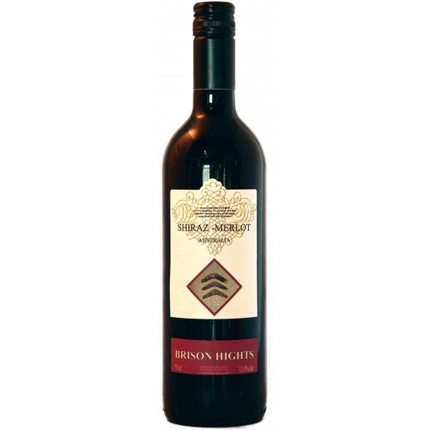 Brison Hights - Rødvin