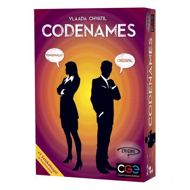 Codenames - brætspil