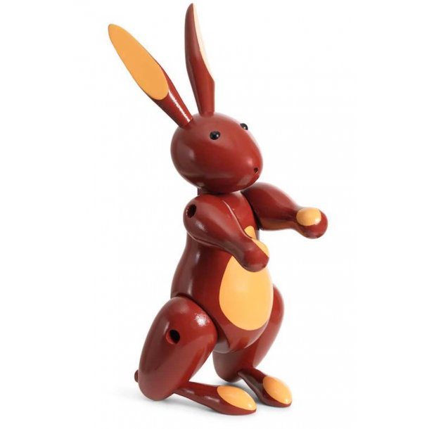 Kay Bojesen kanin - rød