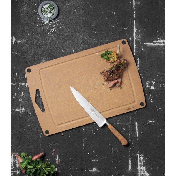 Sabatier Kokkekniv & skærebræt - gavesæt