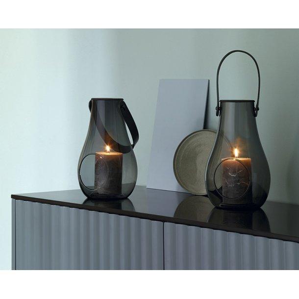 Holmegaard Design with light lanterner