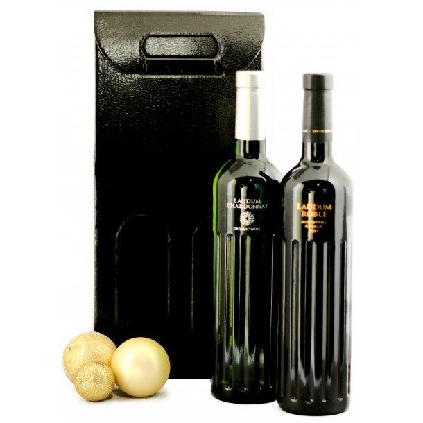 Vin æske til 2 flasker