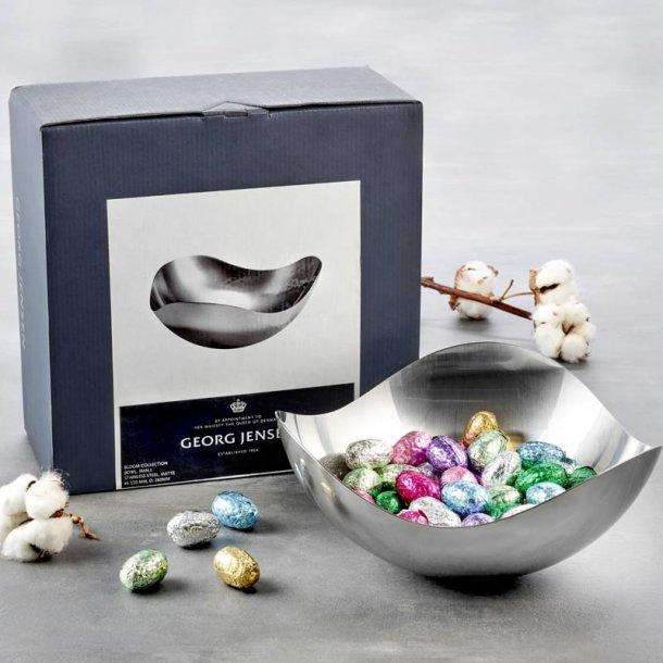 Georg Jensen Bloom skål m/500g luksus æg