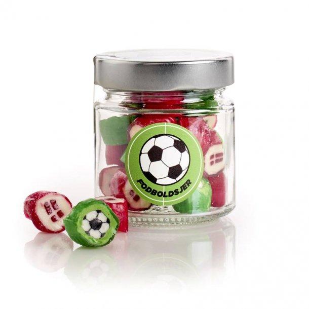 Fodboldbolsjer - EM mix
