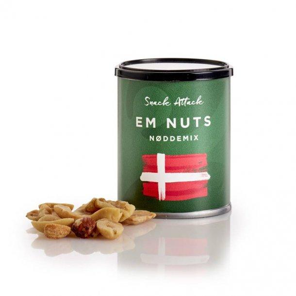 EM Nuts - saltet nøddemix