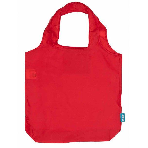 Foldbar indkøbsnet - mulepose 100% miljøvenlig