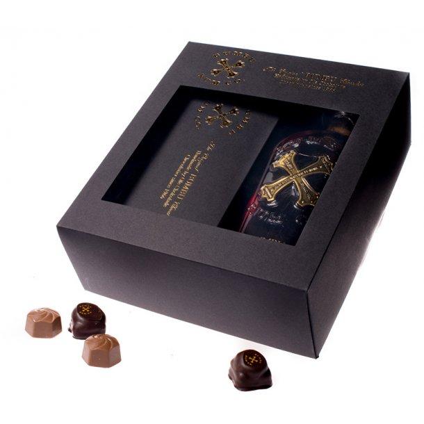 Bumbu - the original Rom - gavepakke - med Chokolade fra Ole´s chokolade