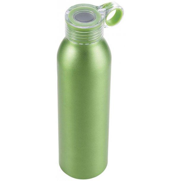Grom sportsdrikkeflaske - aluminium - 650 ml.
