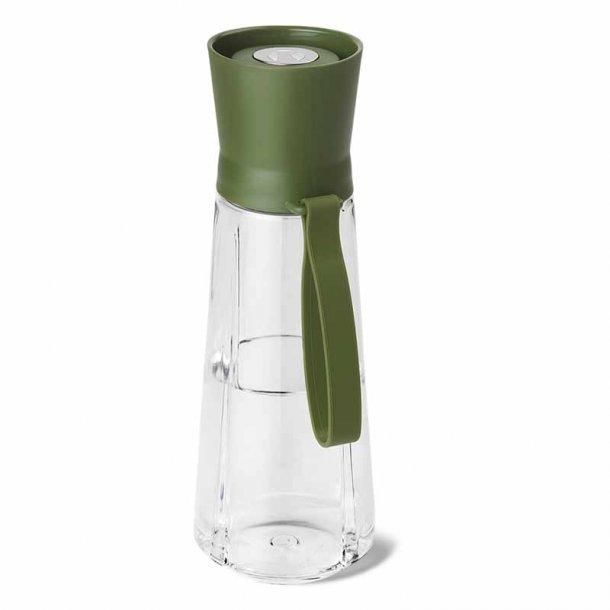 Drikkeflaske - Grand cru - olivengrøn - 500 ml.