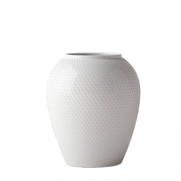 Lyngby Rhombe - Vase