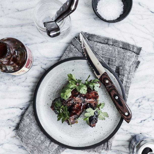 Gense Old farmer steak kniv XL - 4 stk.