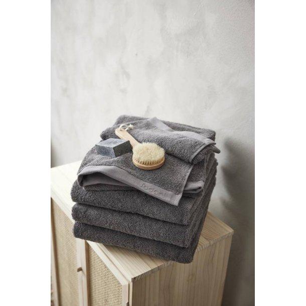Södahl håndklæder gavepakke 4 stk 90 x 150 cm - Grey