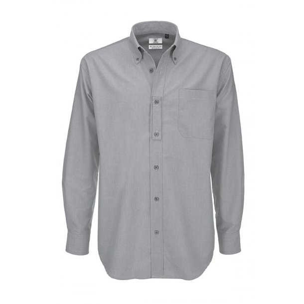 B & C Oxford skjorte