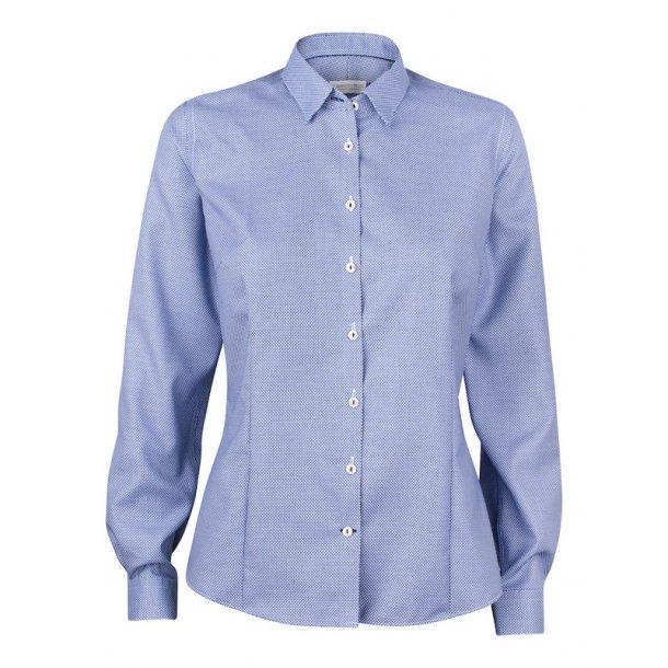 Strygefri skjorte - Purple Bow 48 - Dame