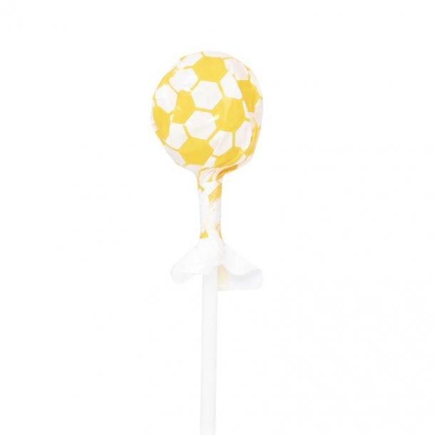 Fodboldslikkepinde - citron