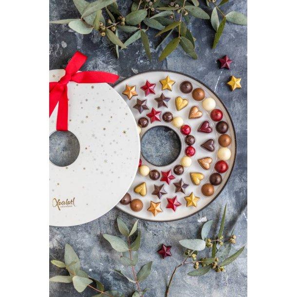 Christmas Prestige - 58 fyldte chokolade