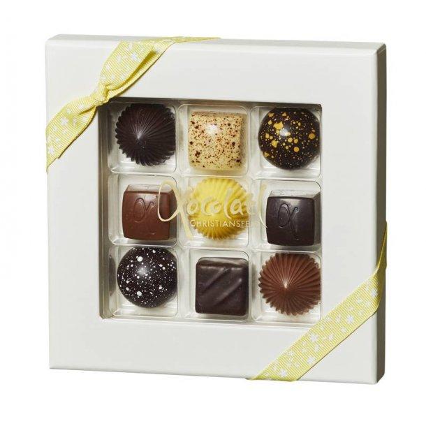 Xocolatl chokolade - 9 stk.