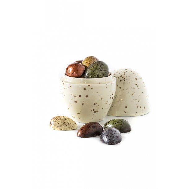 Porcelænsæg lille -Xocolatl