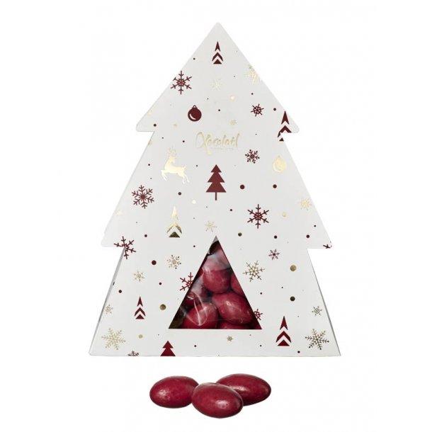 Juletræ rød